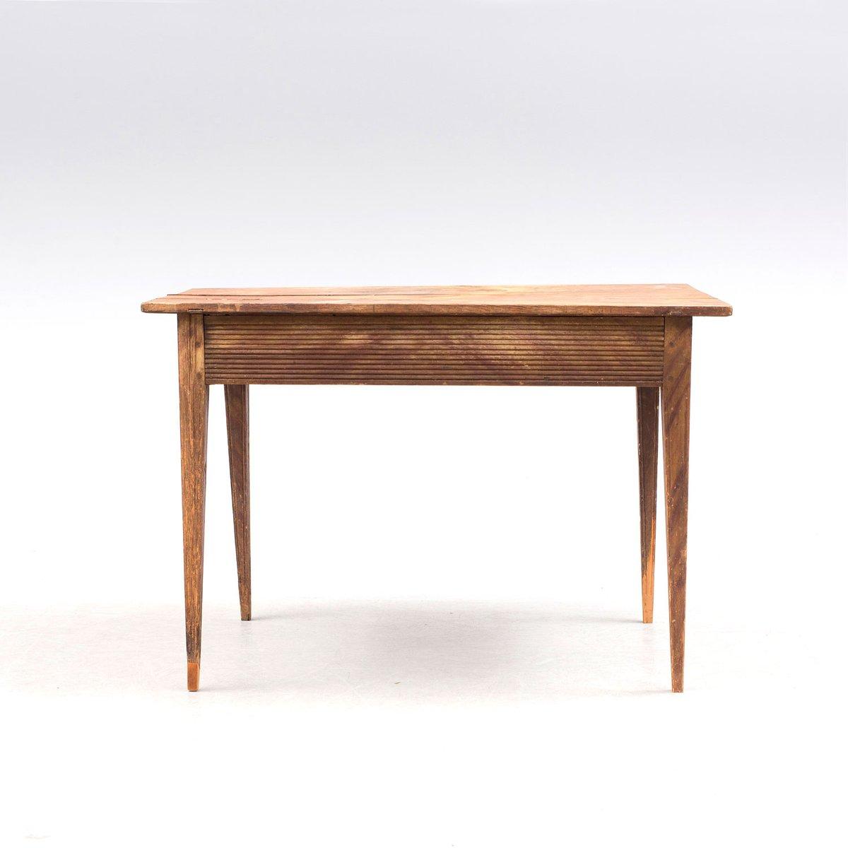 Schwedischer Tisch, 18. Jh. bei Pamono kaufen