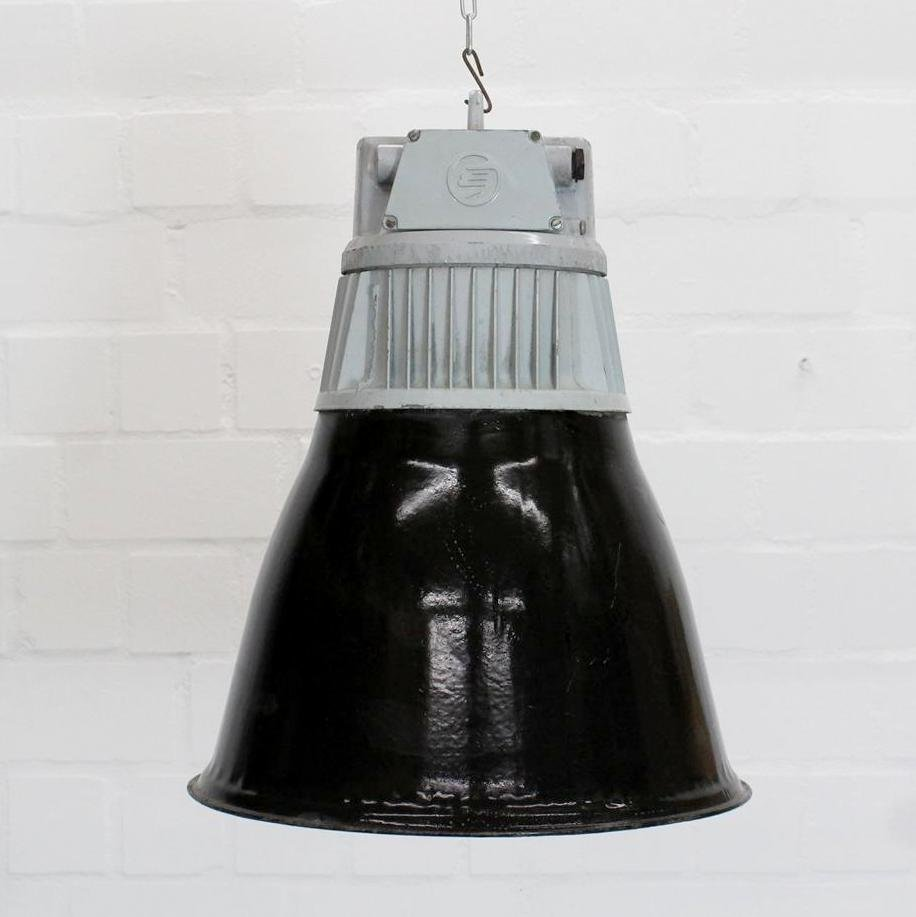 Industrielle Vintage Typ 341 Bauhaus Lampe von ...