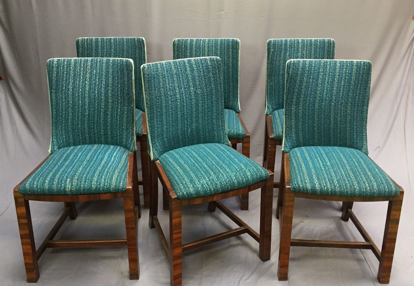 Vintage mahagoni esszimmerst hle 6er set bei pamono kaufen - Esszimmerstuhle 6er set ...