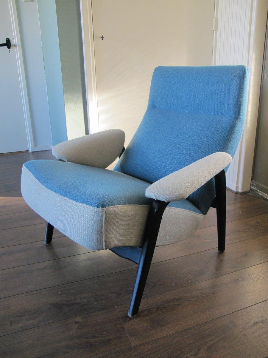 mid century sessel von theo ruth f r artifort 1950er bei pamono kaufen. Black Bedroom Furniture Sets. Home Design Ideas