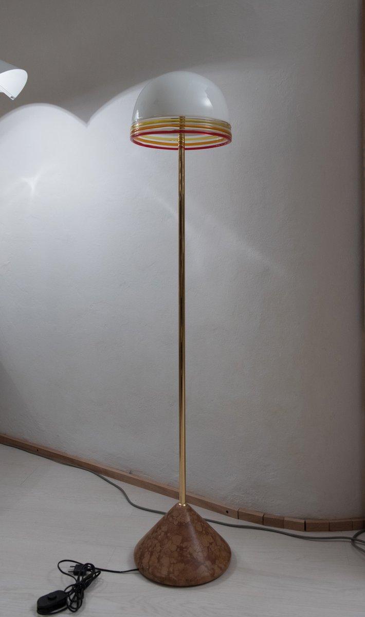 Italienische Stehlampe von Roberto Pamio & Renato Toso für Leucos, 197...