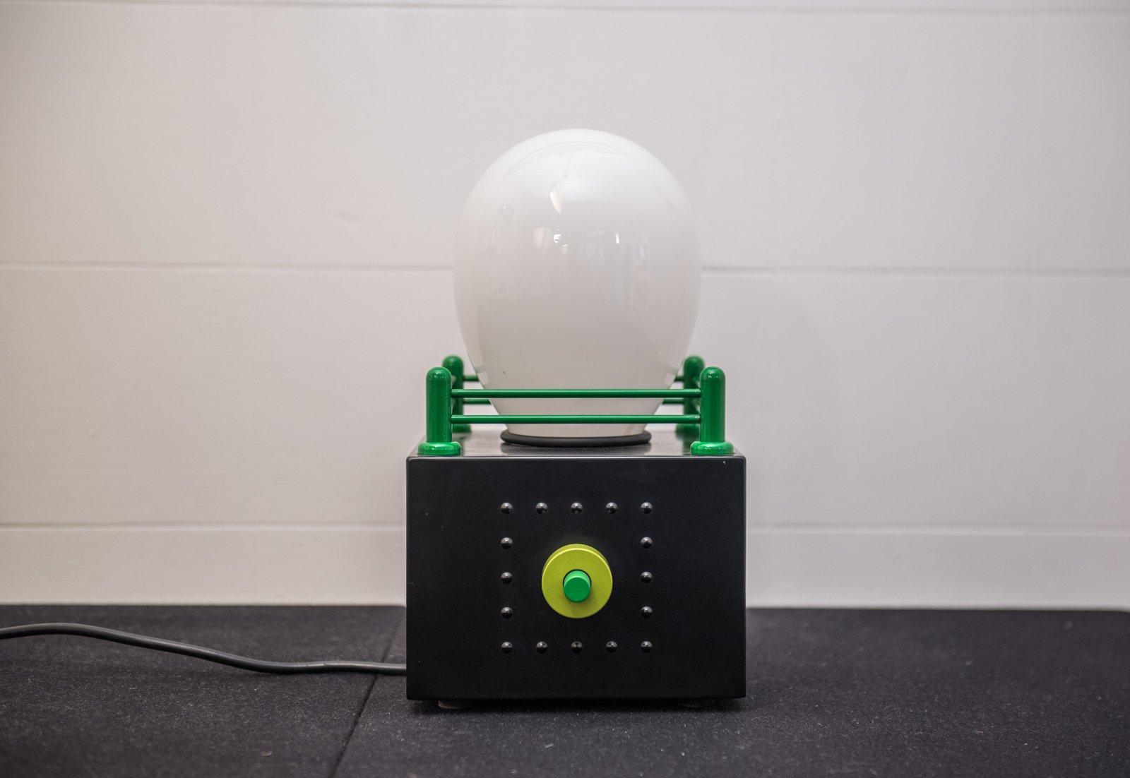 Vintage Zero Visibility Tischlampe von Matteo Thun & Andrea Lera für B...
