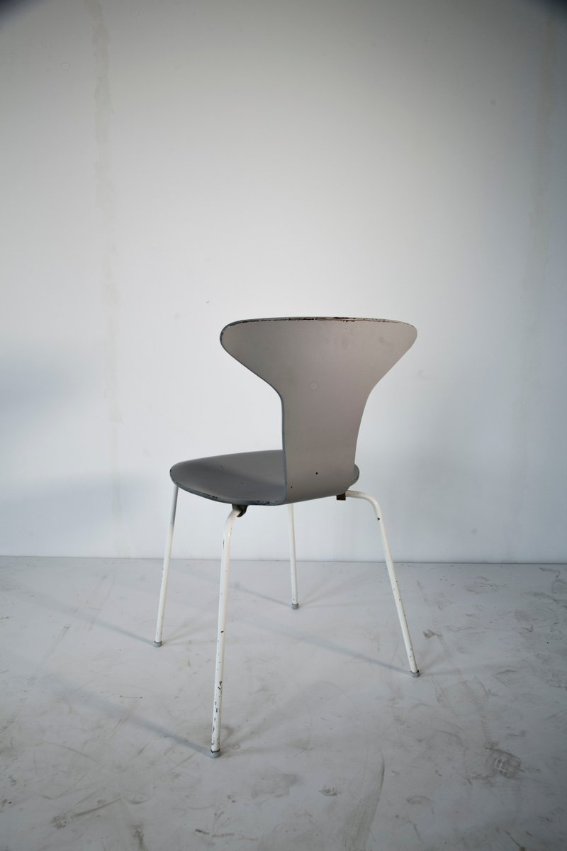 vintage mosquito chair by arne jacobsen for fritz hansen for sale at pamono. Black Bedroom Furniture Sets. Home Design Ideas