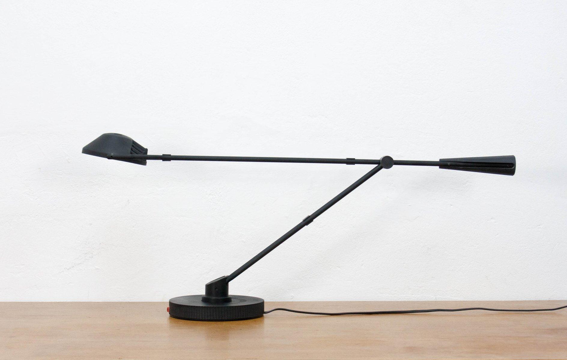 Italienische Vintage Schreibtischlampe von Stefano Cevoli, 1980er