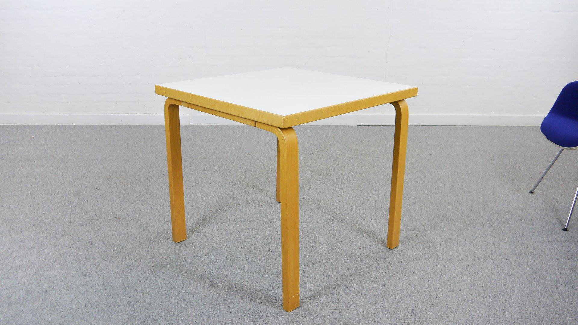 Vintage Model 81C Dining Table By Alvar Aalto For Artek