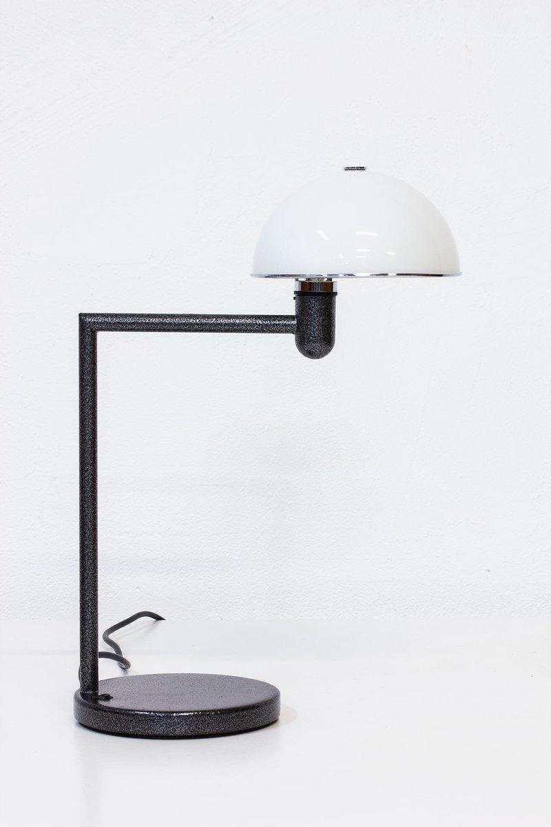 Postmoderne Tischlampe von Per Sundstedt für Zero, 1980er
