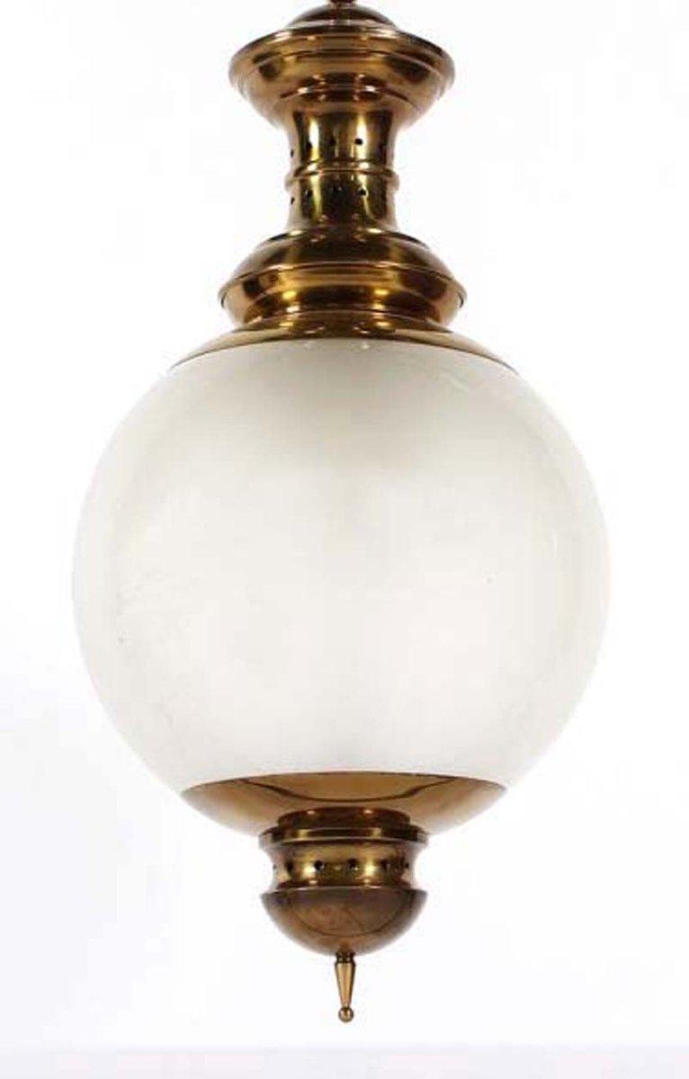 Deckenlampe von Luigi Caccia Dominioni für Azucena, 1950er
