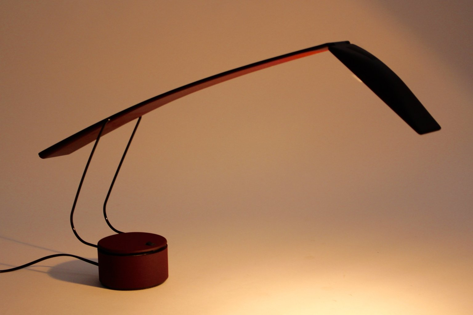 Dove Table Lamp By Mario Barbaglia Amp Marco Colombo For Paf