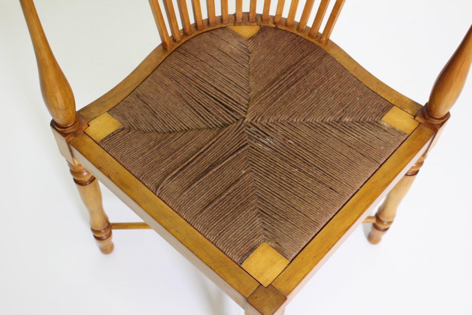 chaise d 39 appoint par adolf loos pour f o schmidt vienna. Black Bedroom Furniture Sets. Home Design Ideas
