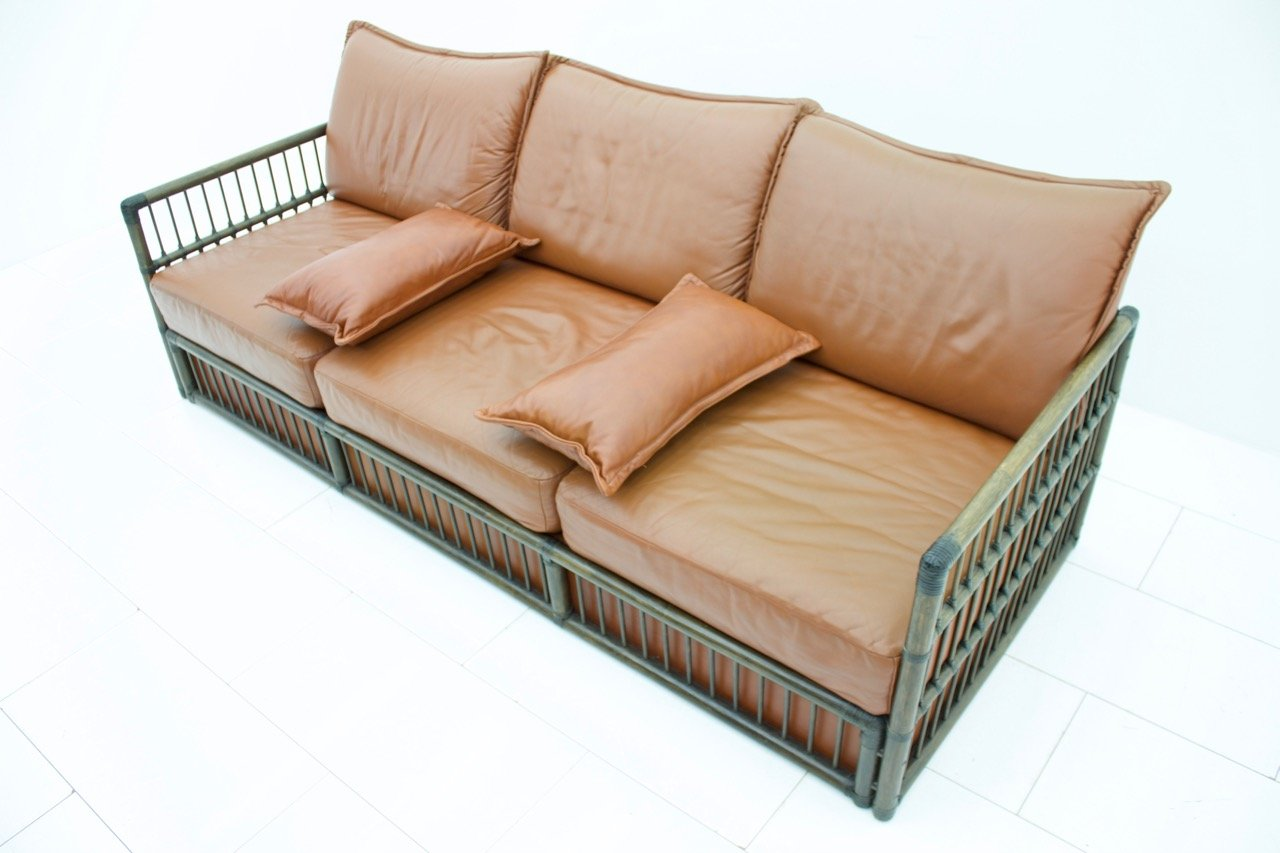 canap trois places de rolf benz allemagne 1978 en vente sur pamono. Black Bedroom Furniture Sets. Home Design Ideas