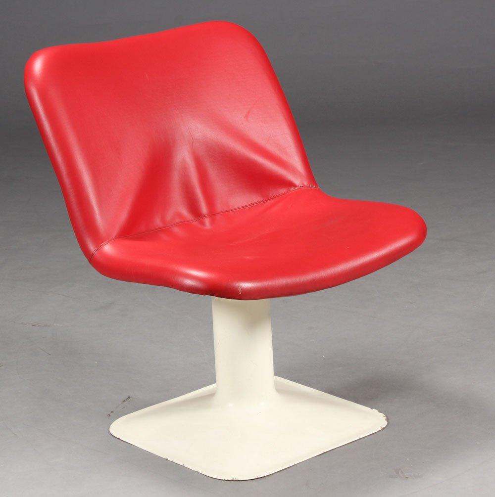 Vintage Sessel von Yrjö Kukkapuro für Lænestol