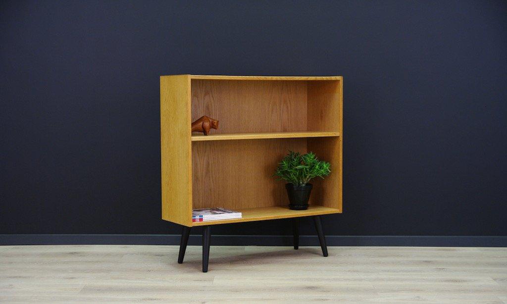 syst me d 39 tag re scandinave vintage en h tre en vente sur pamono. Black Bedroom Furniture Sets. Home Design Ideas