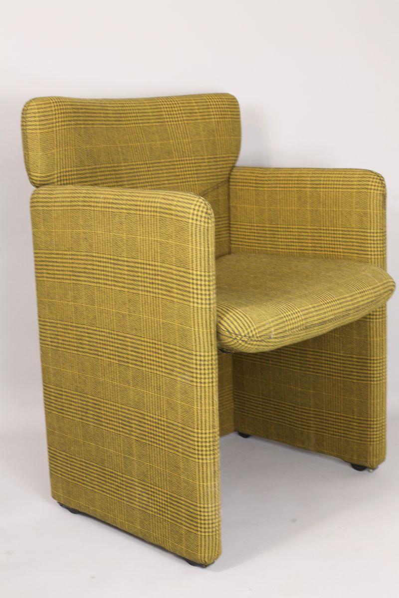 Modell 148 Sessel von Osvaldo Borsani für Tecno, 1979, 2er Set