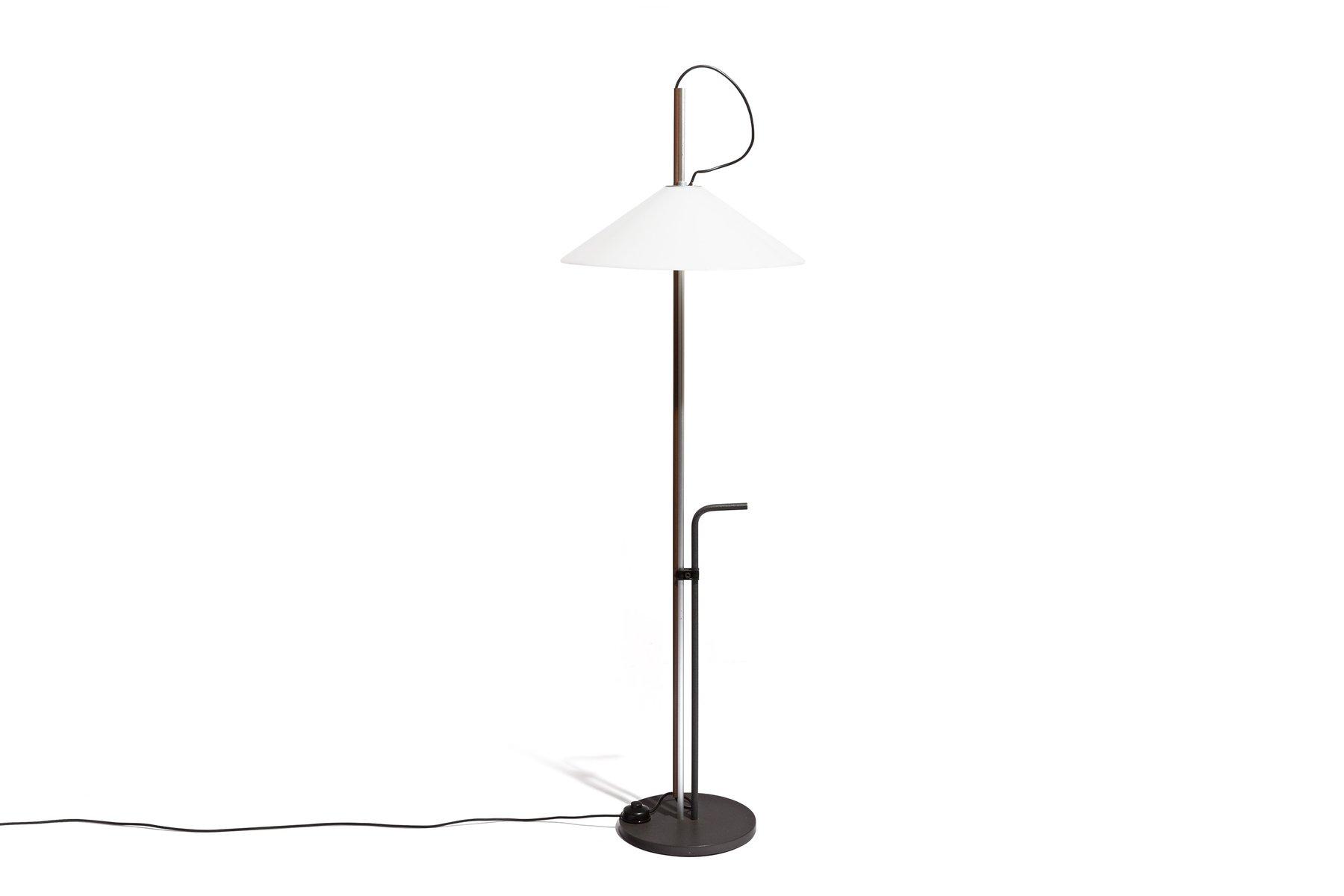 Aggregato Stehlampe von Enzo Mari für Artemide, 1976