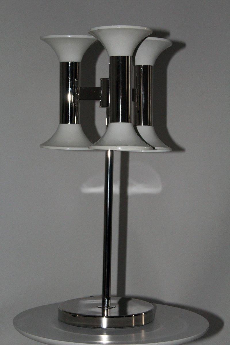 lampe de bureau vintage de tischlampe leclaire sch fer en vente sur pamono. Black Bedroom Furniture Sets. Home Design Ideas