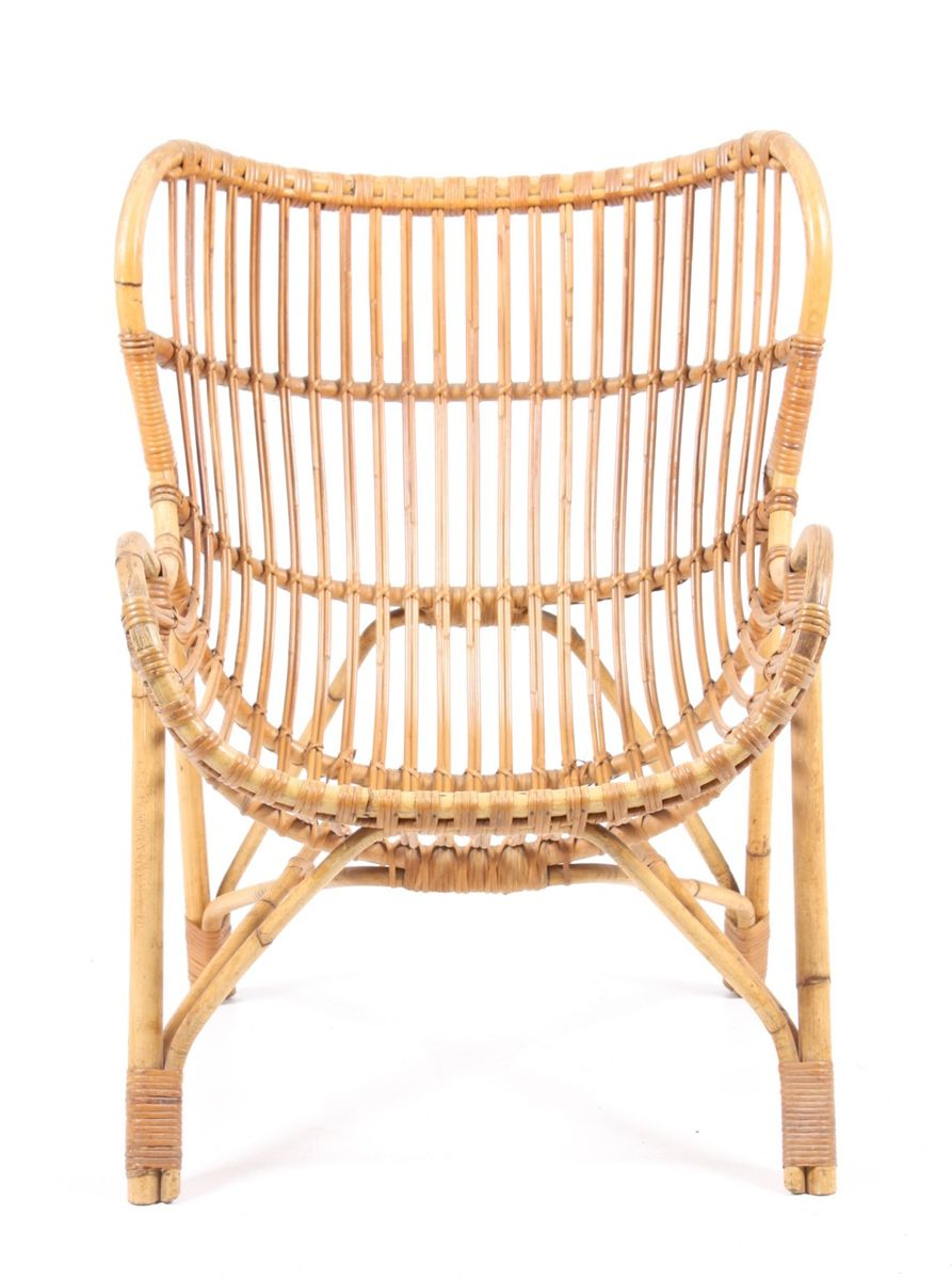 Bamboo Lounge Chair, 1940s 6. $1,732.00. Price Per Piece