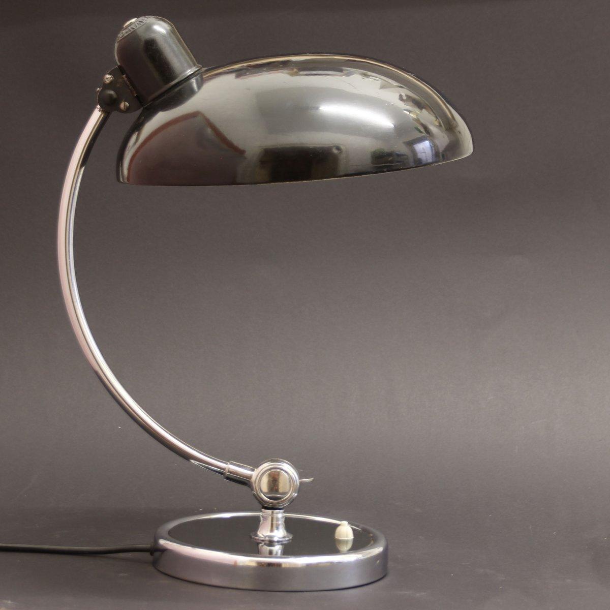 Präsidenten oder Luxus 6631 Schreibtischlampe von Christian Dell für K...