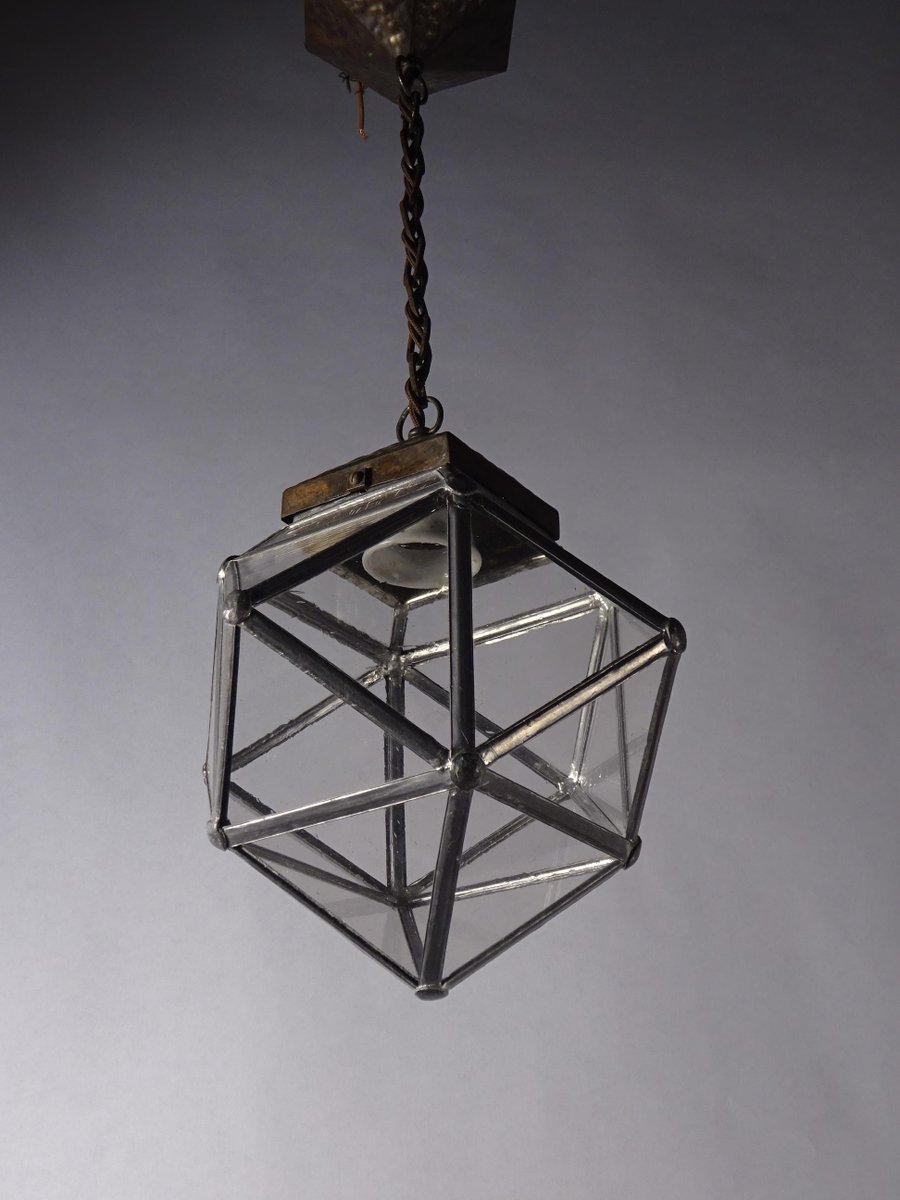 Jugendstil Deckenlampe antike jugendstil deckenlampe aus messing bei pamono kaufen