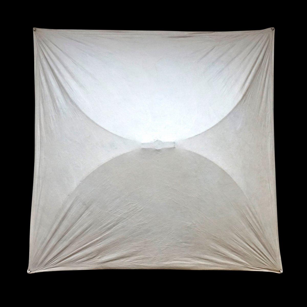 Deckenlampe von Tobia Scarpa für Flos, 1973