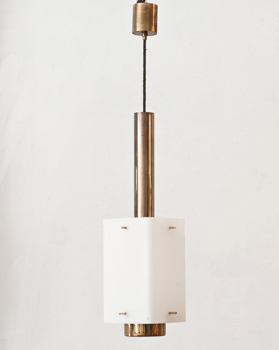 Nr. 1196 Deckenlampe von Stilnovo, 1959