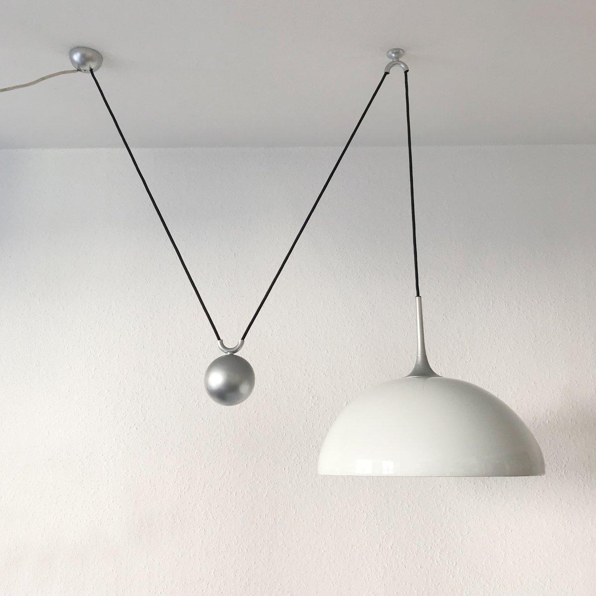 Posa Deckenlampe von Florian Schulz, 1990er