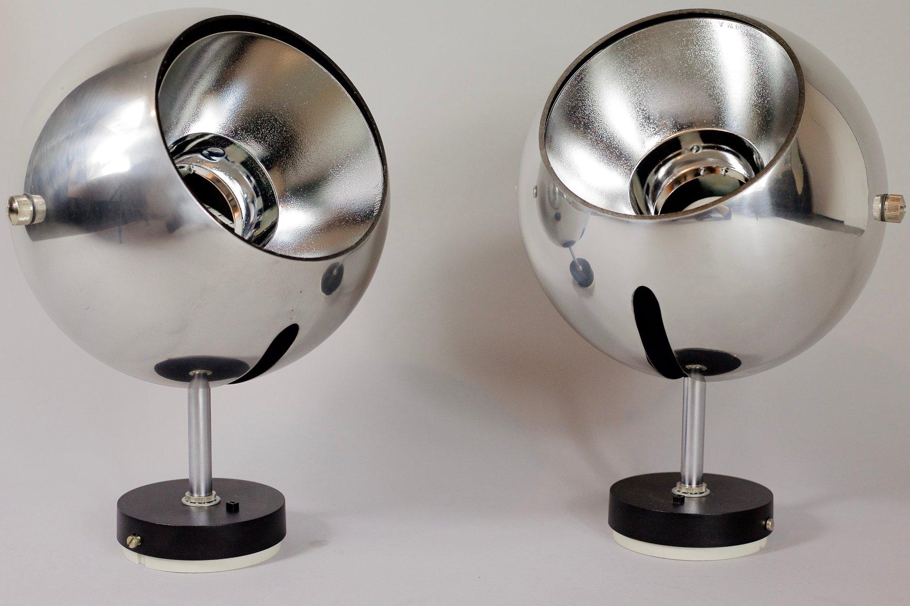 Wandlampen von Louis Poulsen, 1960er, 2er Set