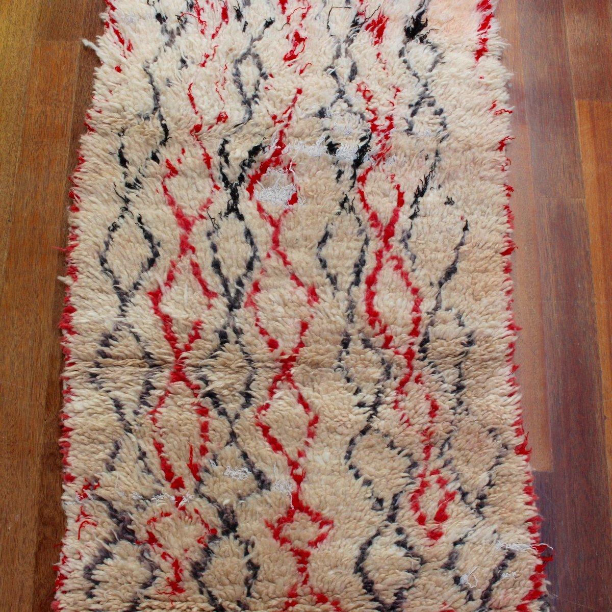 Vintage Azilal Moroccan Rug For Sale At Pamono