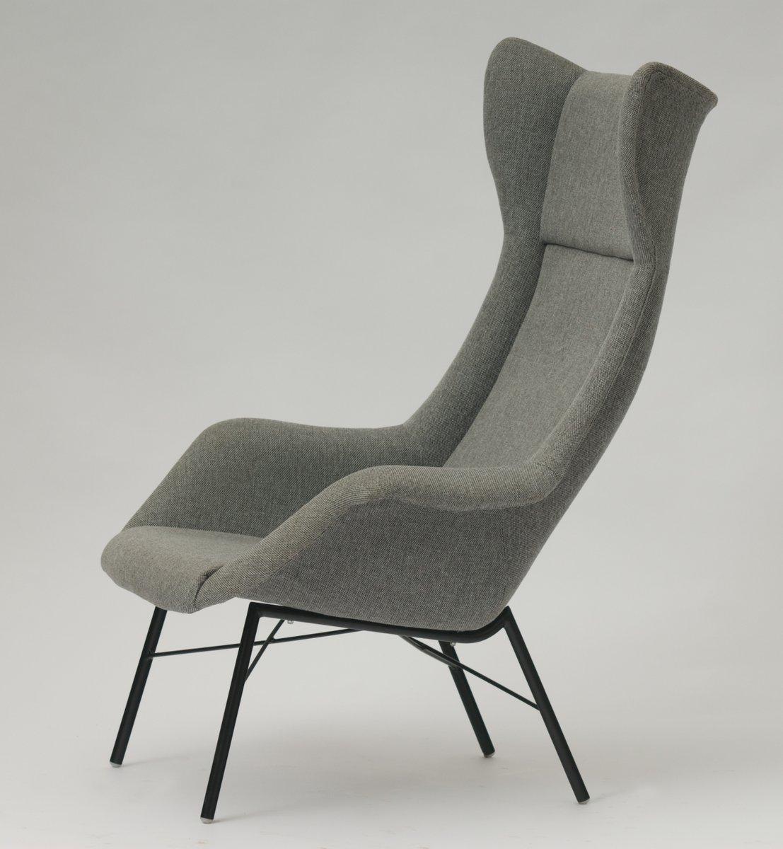 mid century sessel von miroslav navr til f r ton 1960er bei pamono kaufen. Black Bedroom Furniture Sets. Home Design Ideas