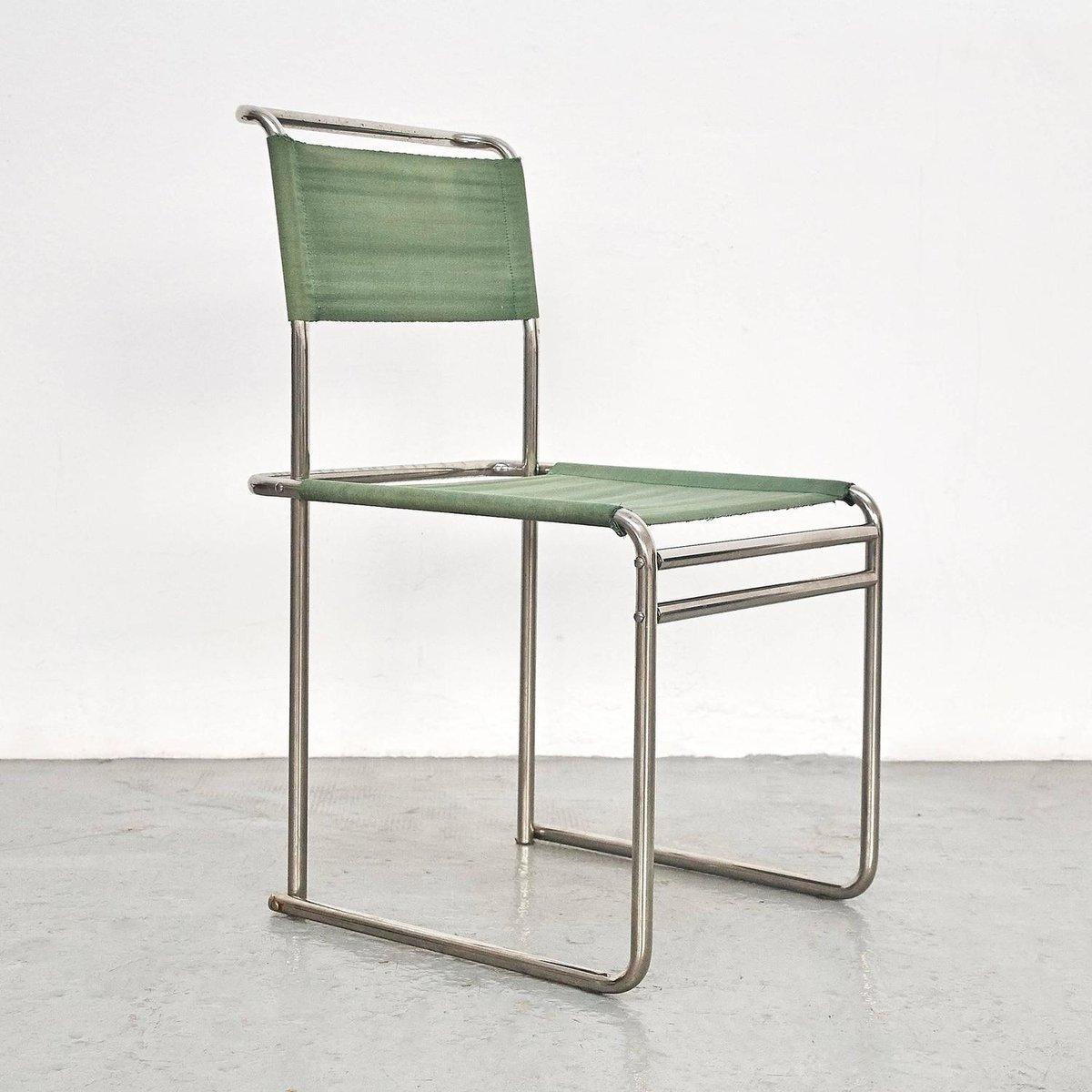 B5 Stuhl von Marcel Breuer für Tecta 1970er bei Pamono kaufen