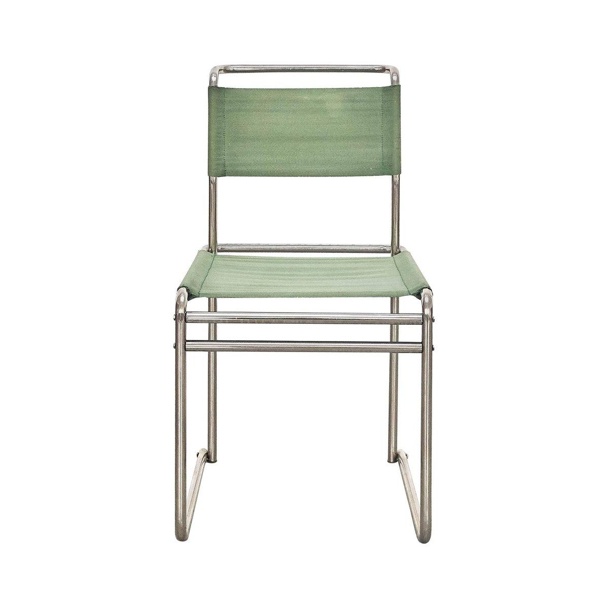 b5 stuhl von marcel breuer f r tecta 1970er bei pamono kaufen. Black Bedroom Furniture Sets. Home Design Ideas