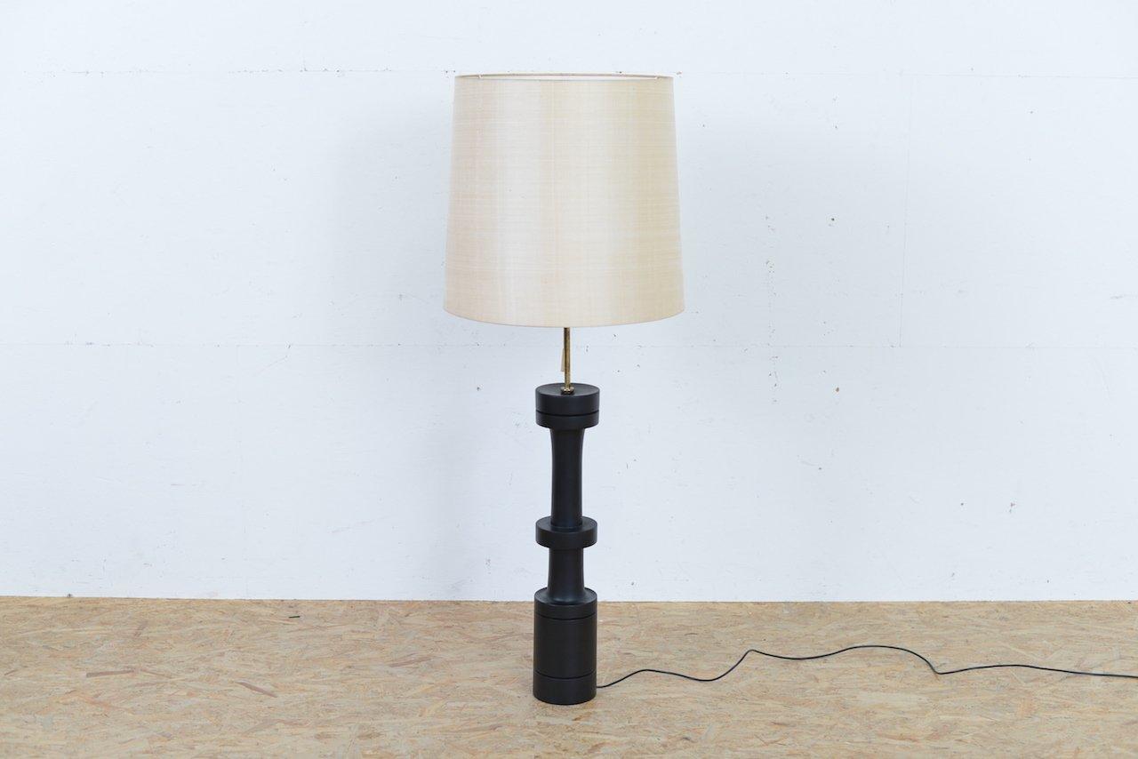 Schweizer Mid-Century Stehlampe von Anliker, 1950er