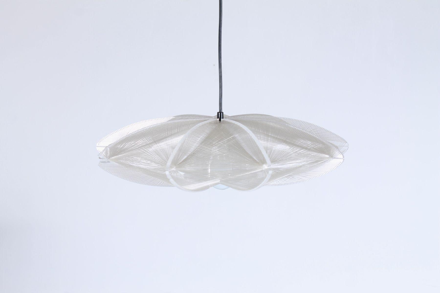 Mid-Century Girlanden-Lampe von Paul Secon für Sompex