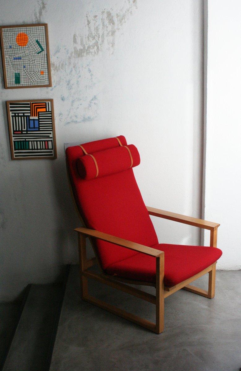BM 2254 Sessel von Børge Mogensen für Fredericia, 1956