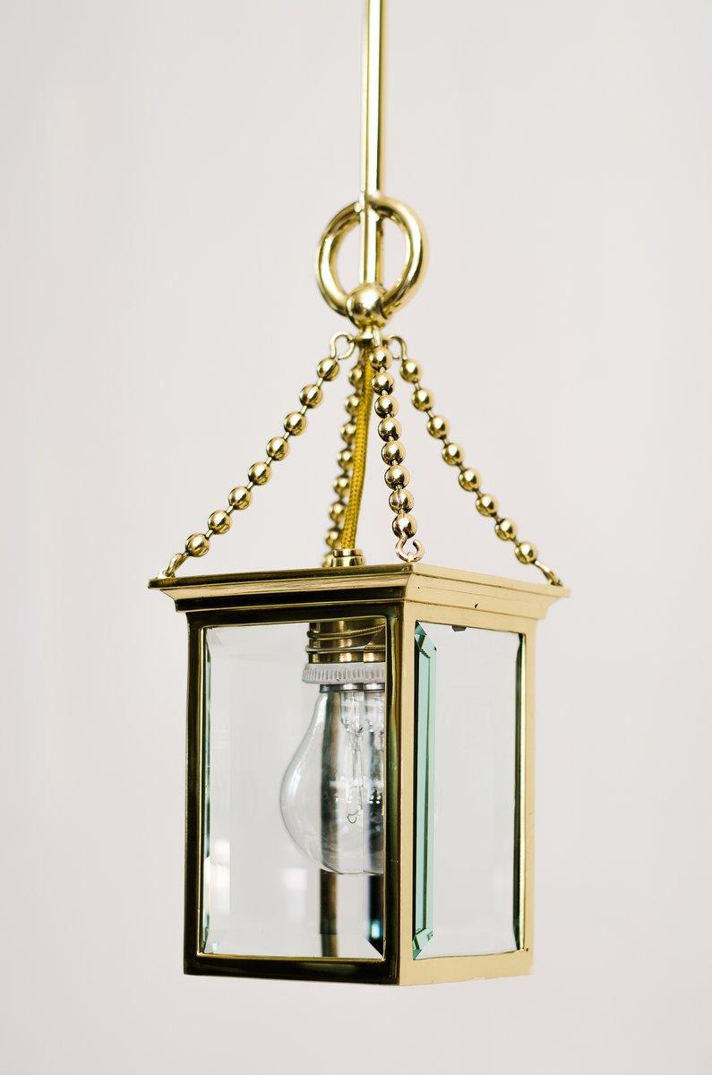 Laternen Deckenlampe, 1900er