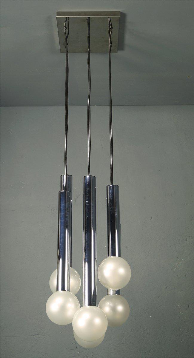 Große Vintage Deckenlampe von Motoko Ishii für Staff