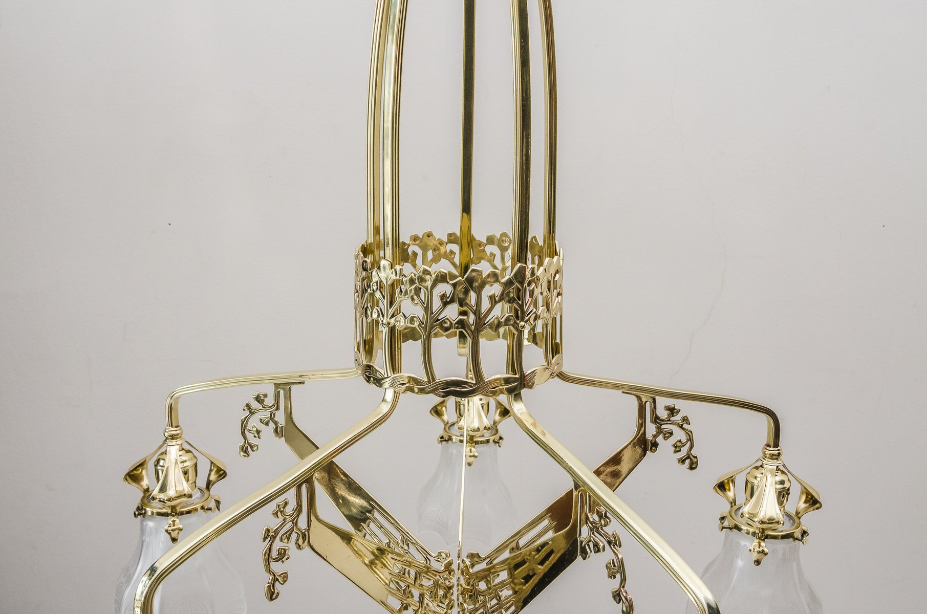 Art Nouveau Chandelier 1900s 10 11 167 00 Per Piece
