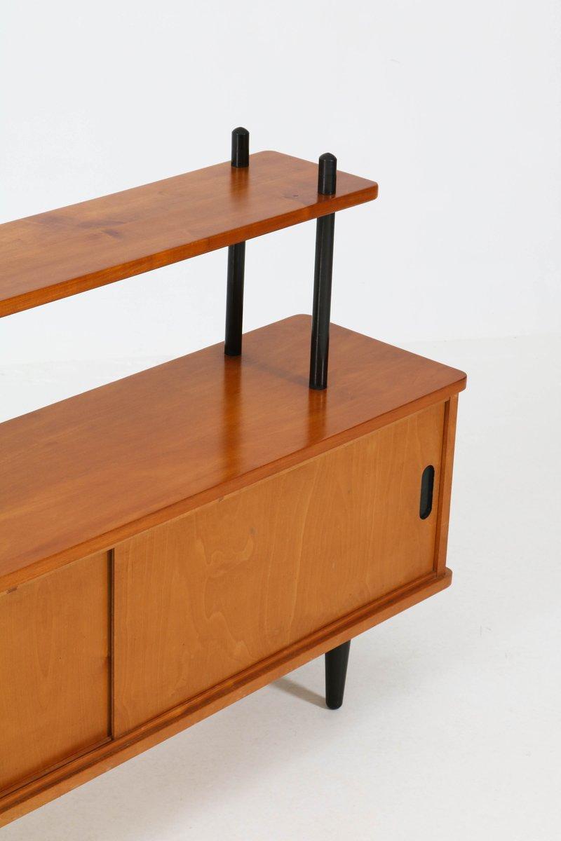 Mid century modern anrichte aus birkenholz bei pamono kaufen - Anrichte modern ...