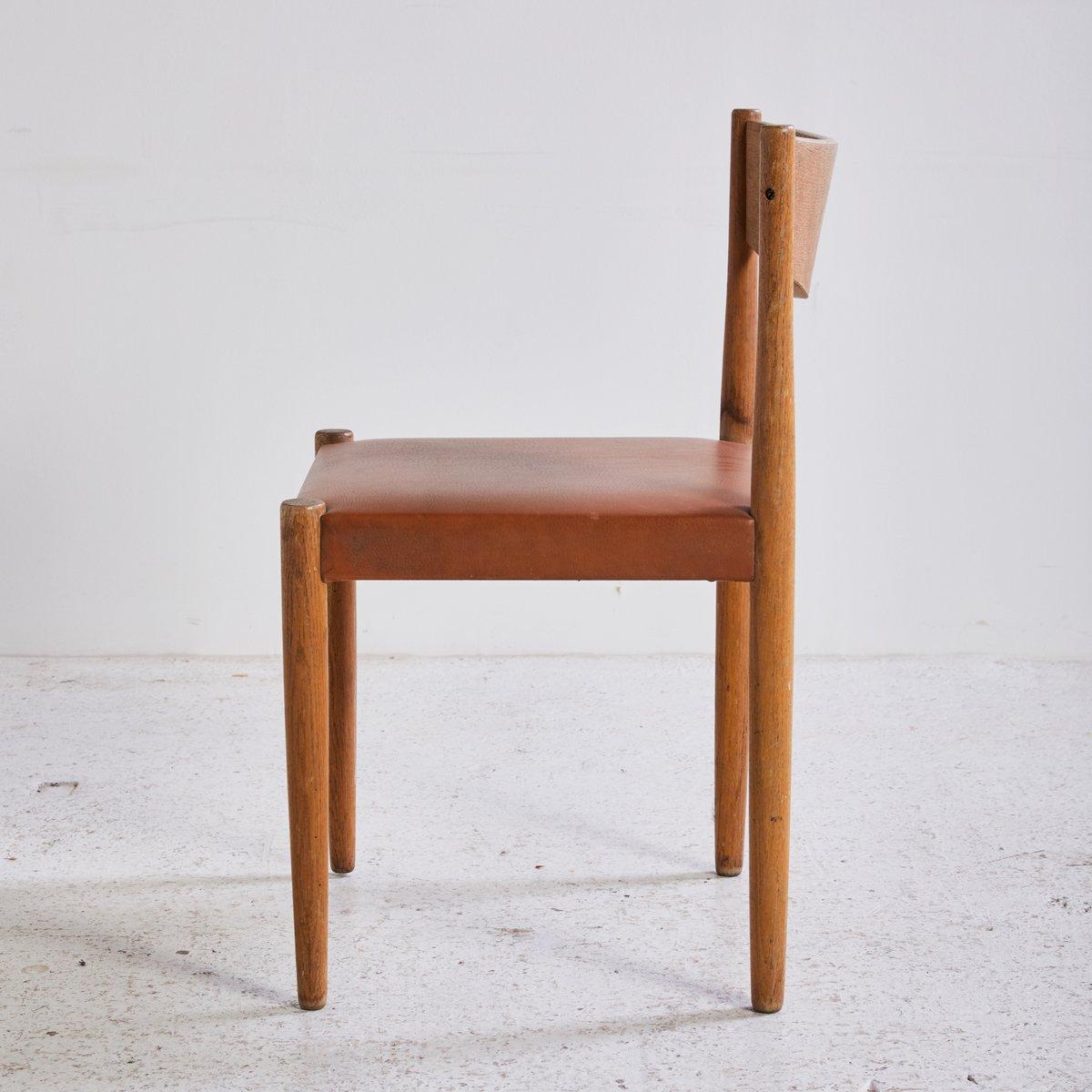 chaise d 39 appoint en ch ne 196 s en vente sur pamono. Black Bedroom Furniture Sets. Home Design Ideas