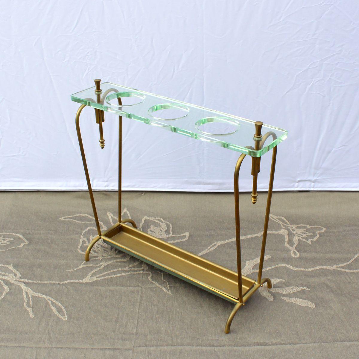 porte parapluies vintage de fontana arte en vente sur pamono. Black Bedroom Furniture Sets. Home Design Ideas