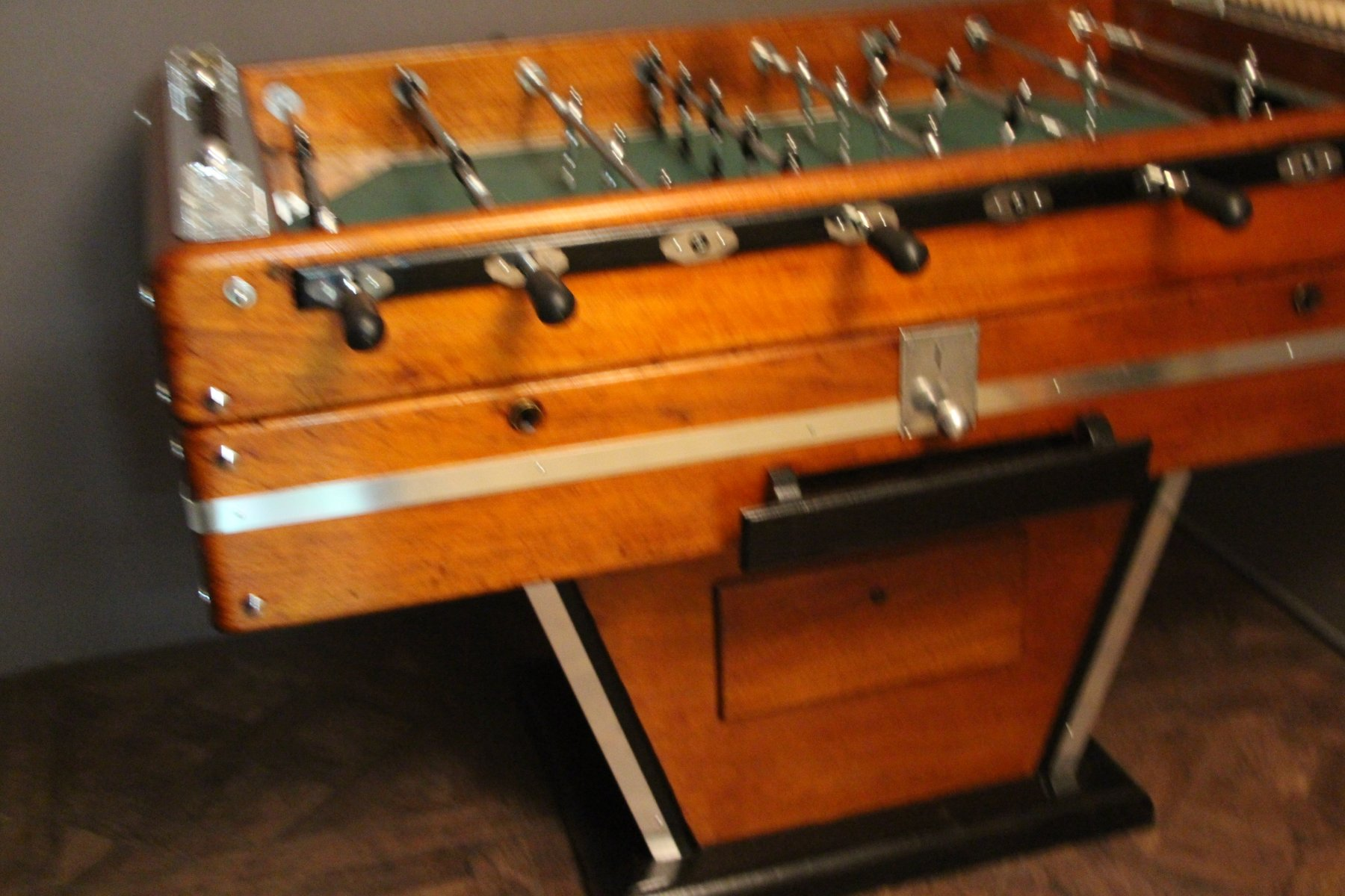 French Foosball Table 1930s For Sale At Pamono