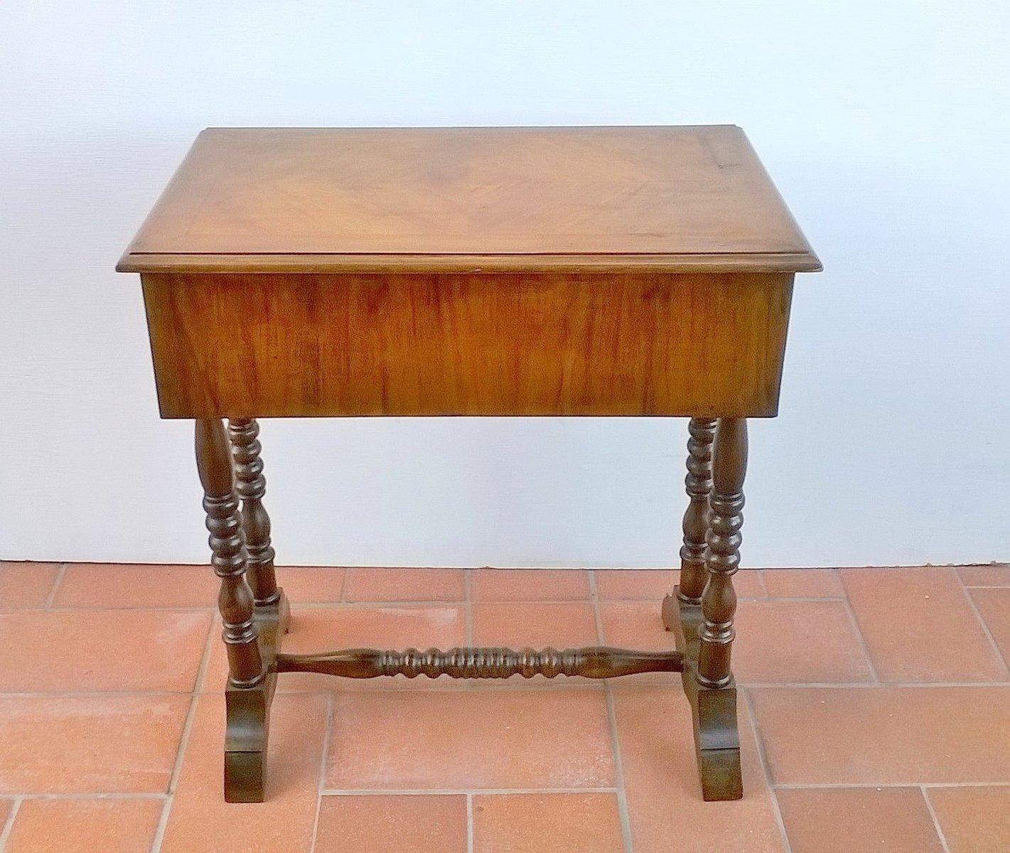 Antique Sewing Table, 1890s - Antique Sewing Table, 1890s For Sale At Pamono