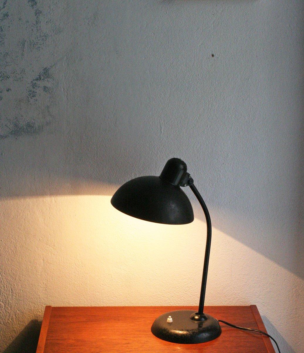 lampe de bureau 6556 kaiser idell vintage par christian dell pour kaiser leuchten en vente sur. Black Bedroom Furniture Sets. Home Design Ideas