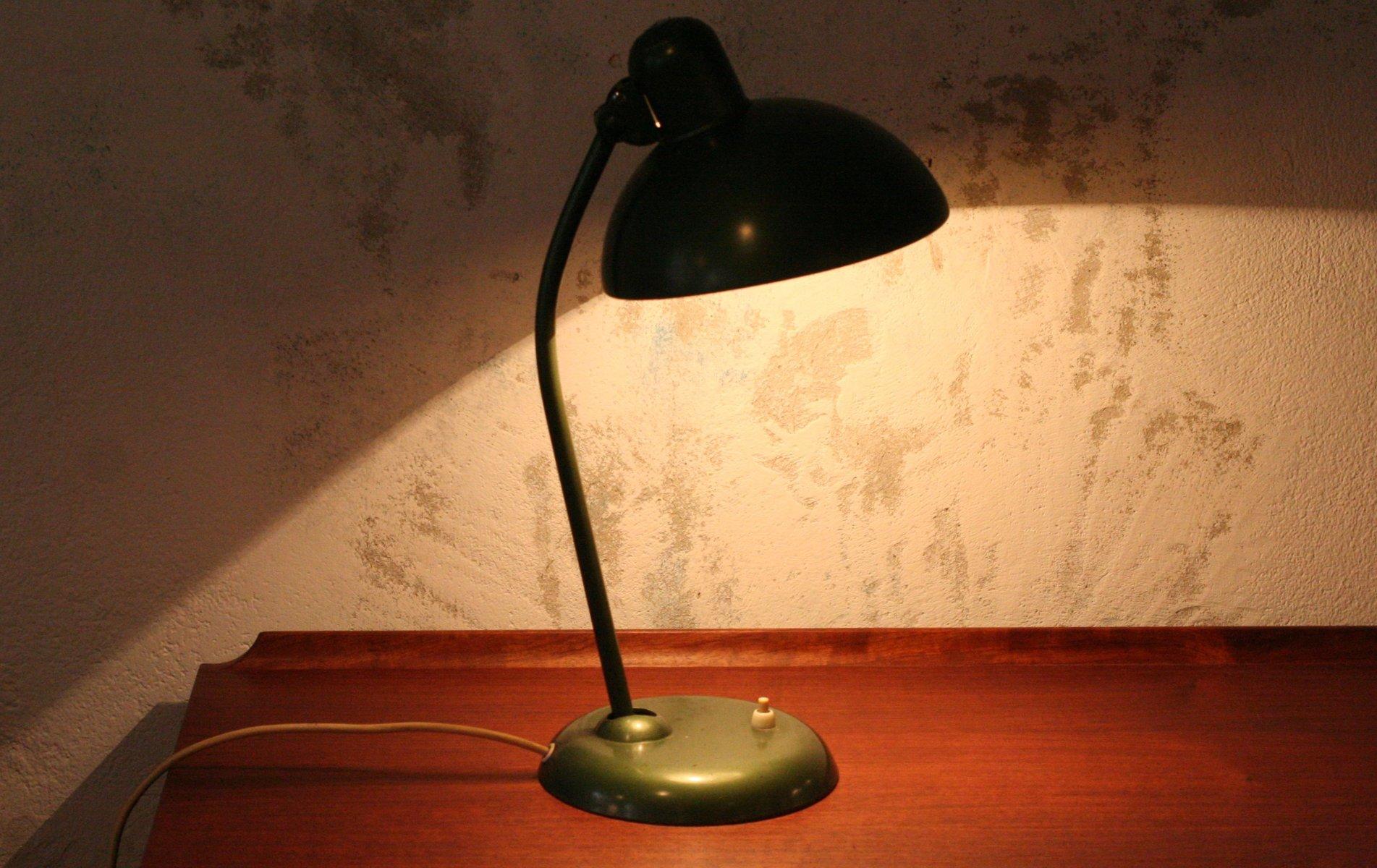 lampe de bureau 6556 vintage par christian dell pour kaiser leuchten en vente sur pamono. Black Bedroom Furniture Sets. Home Design Ideas