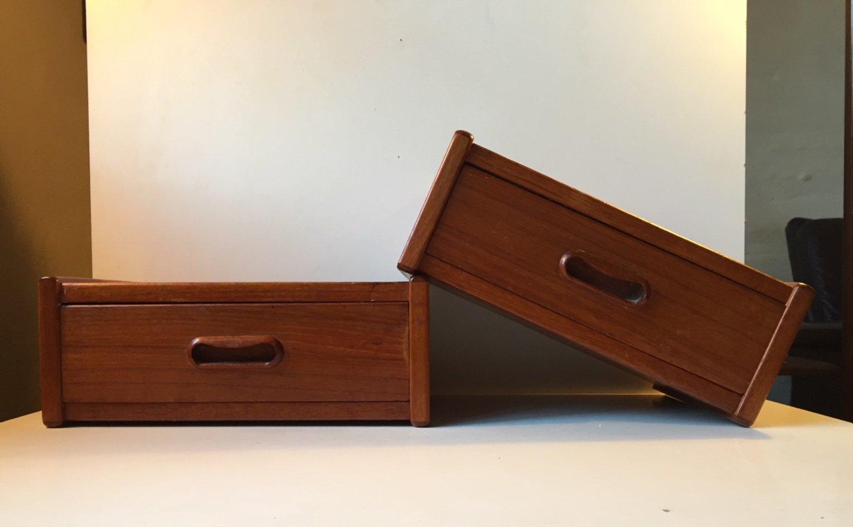 Braun Teakholz Nachttischkommoden Online Kaufen Möbel Suchmaschine