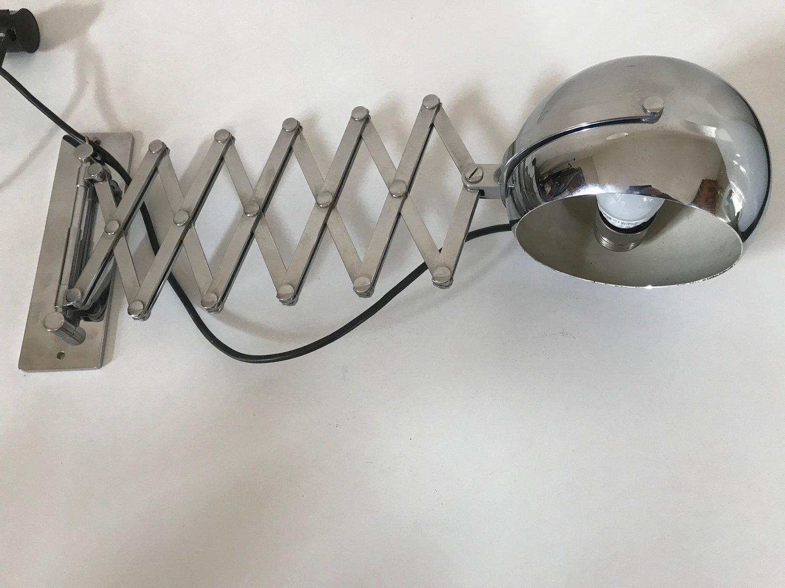 Vintage Scheren Lampe von Ingo Maurer & Dorothee Becker