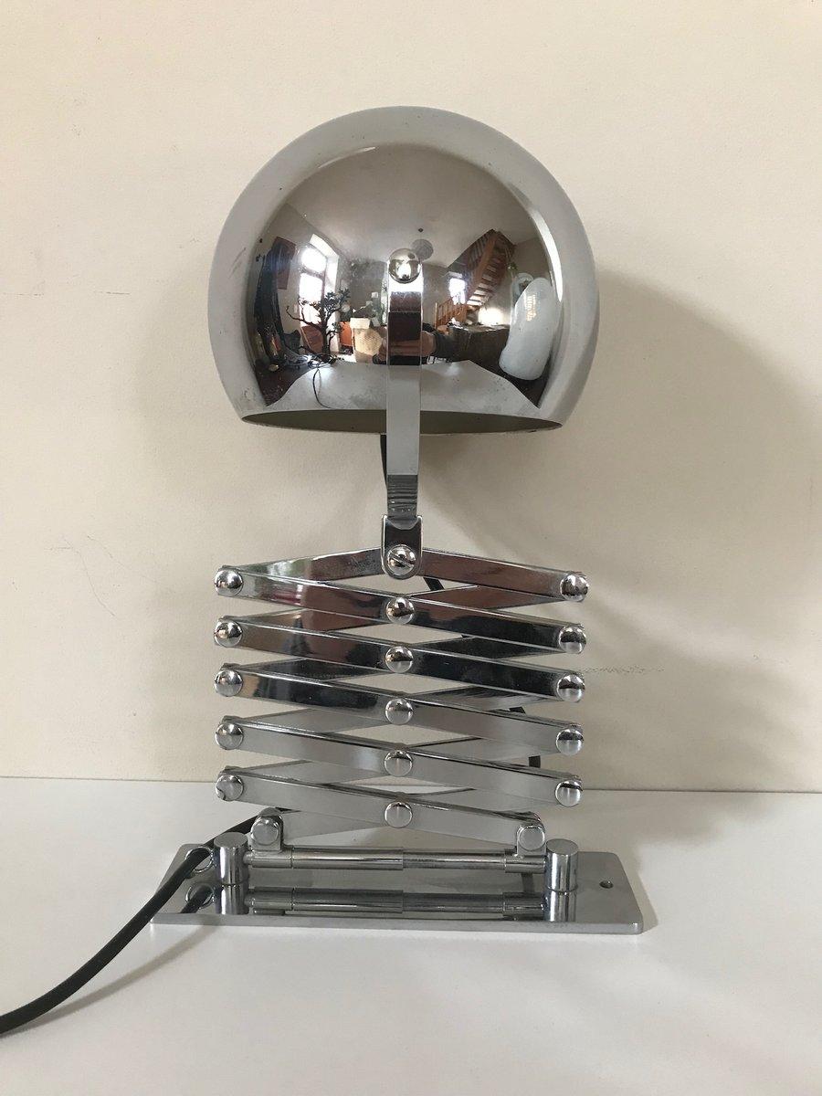 vintage scheren lampe von ingo maurer dorothee becker bei pamono kaufen. Black Bedroom Furniture Sets. Home Design Ideas