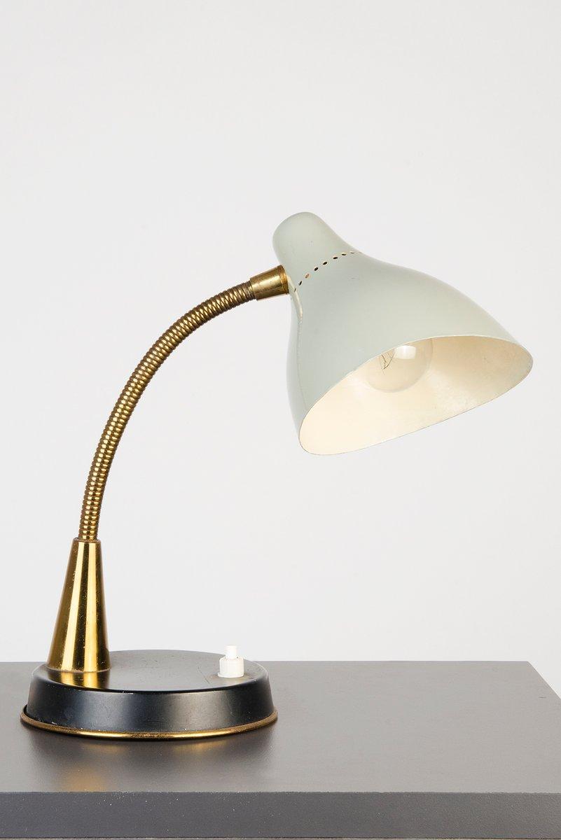 Verstellbare Tischlampe von Oluce, 1950er