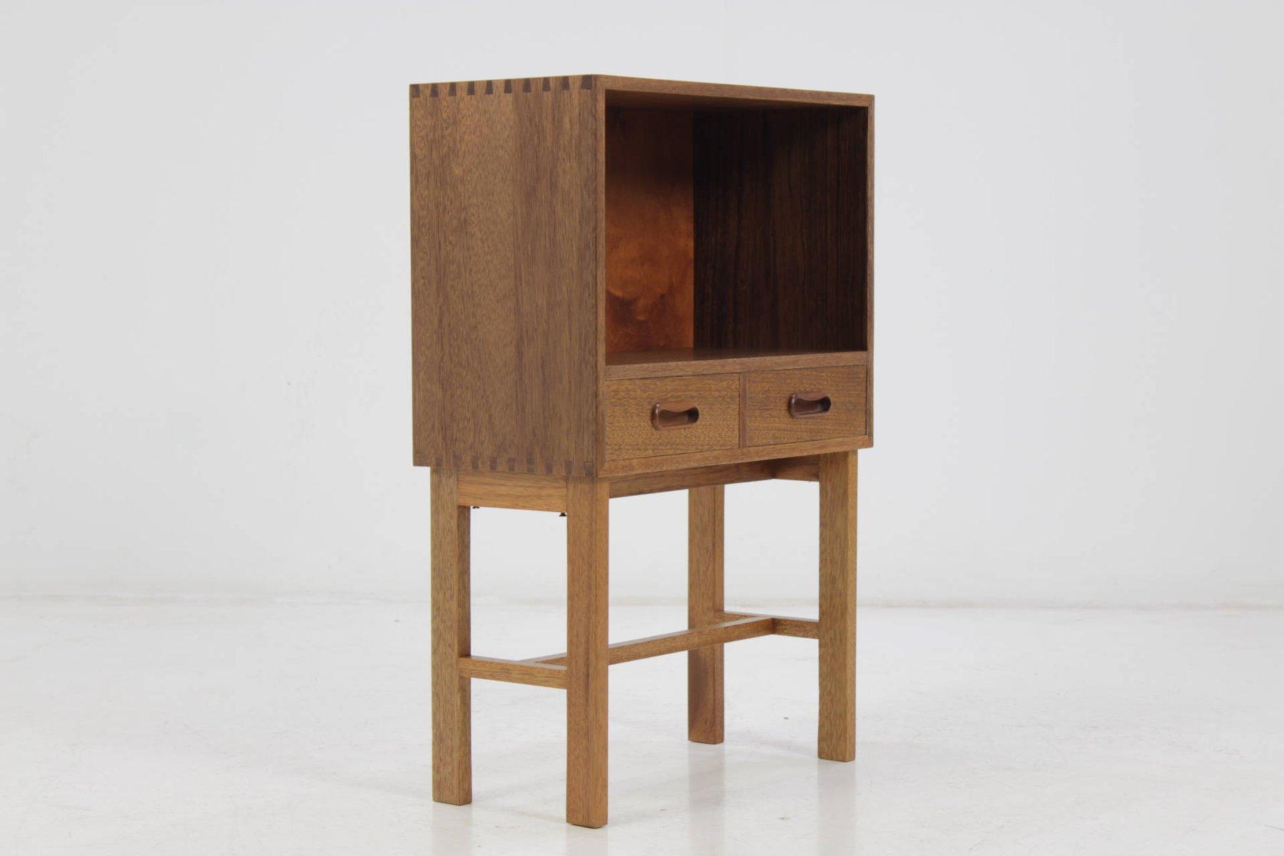 meuble en teck massif danemark 1960s en vente sur pamono. Black Bedroom Furniture Sets. Home Design Ideas