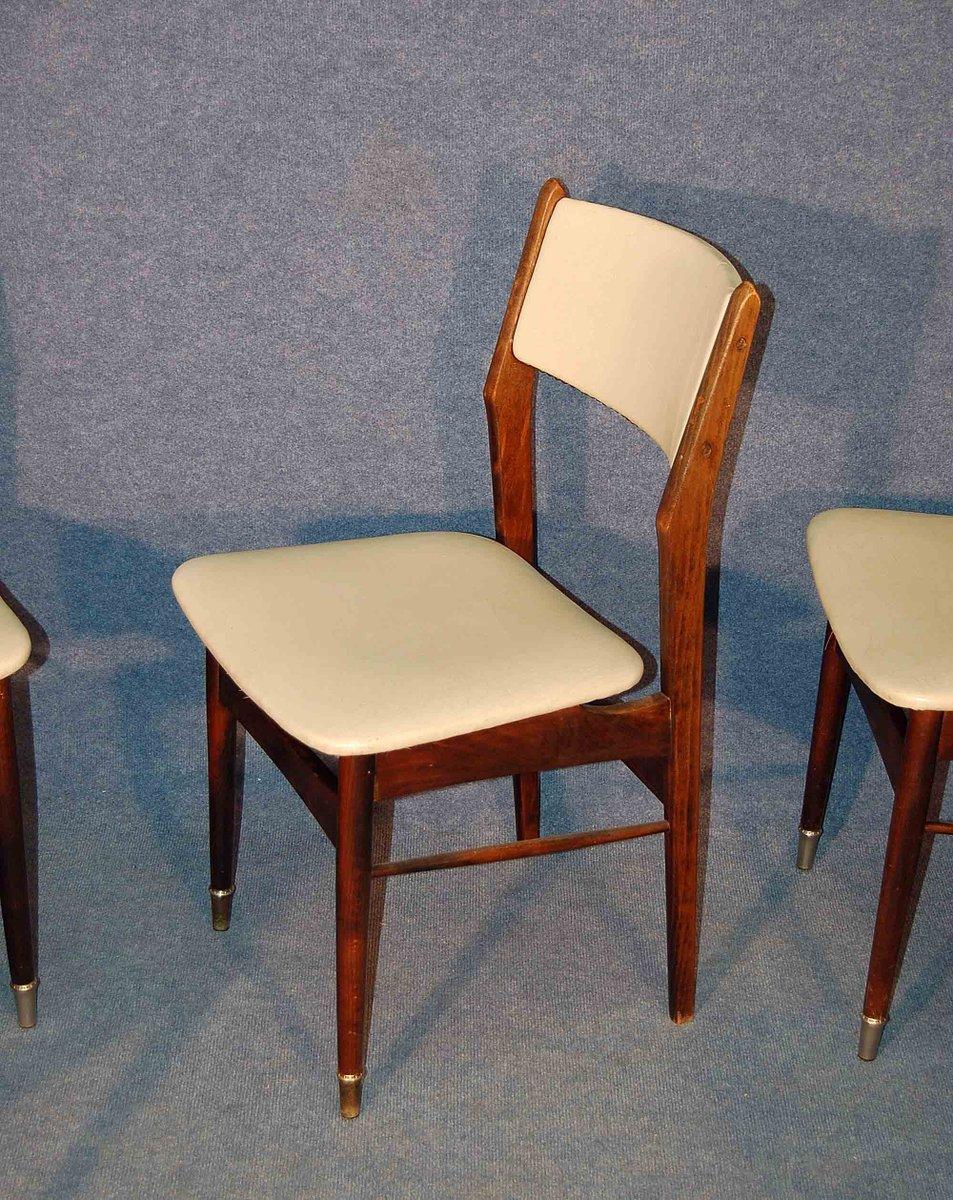 chaises d 39 appoint 1960s set de 6 en vente sur pamono. Black Bedroom Furniture Sets. Home Design Ideas