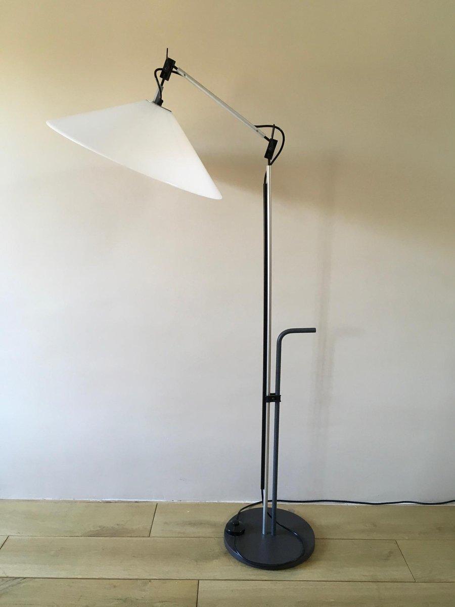 Stehlampe von Enzo Mari Giancarlo Fassina für Artemide, 1970er